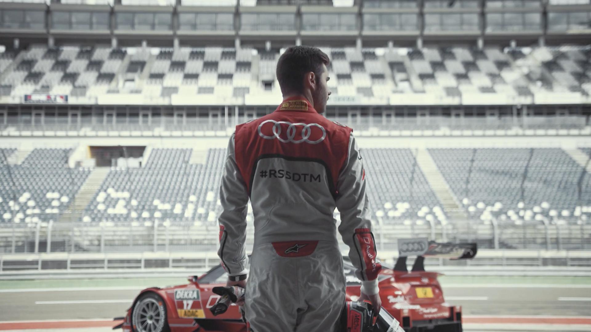 Teufel X Audi #raceheart