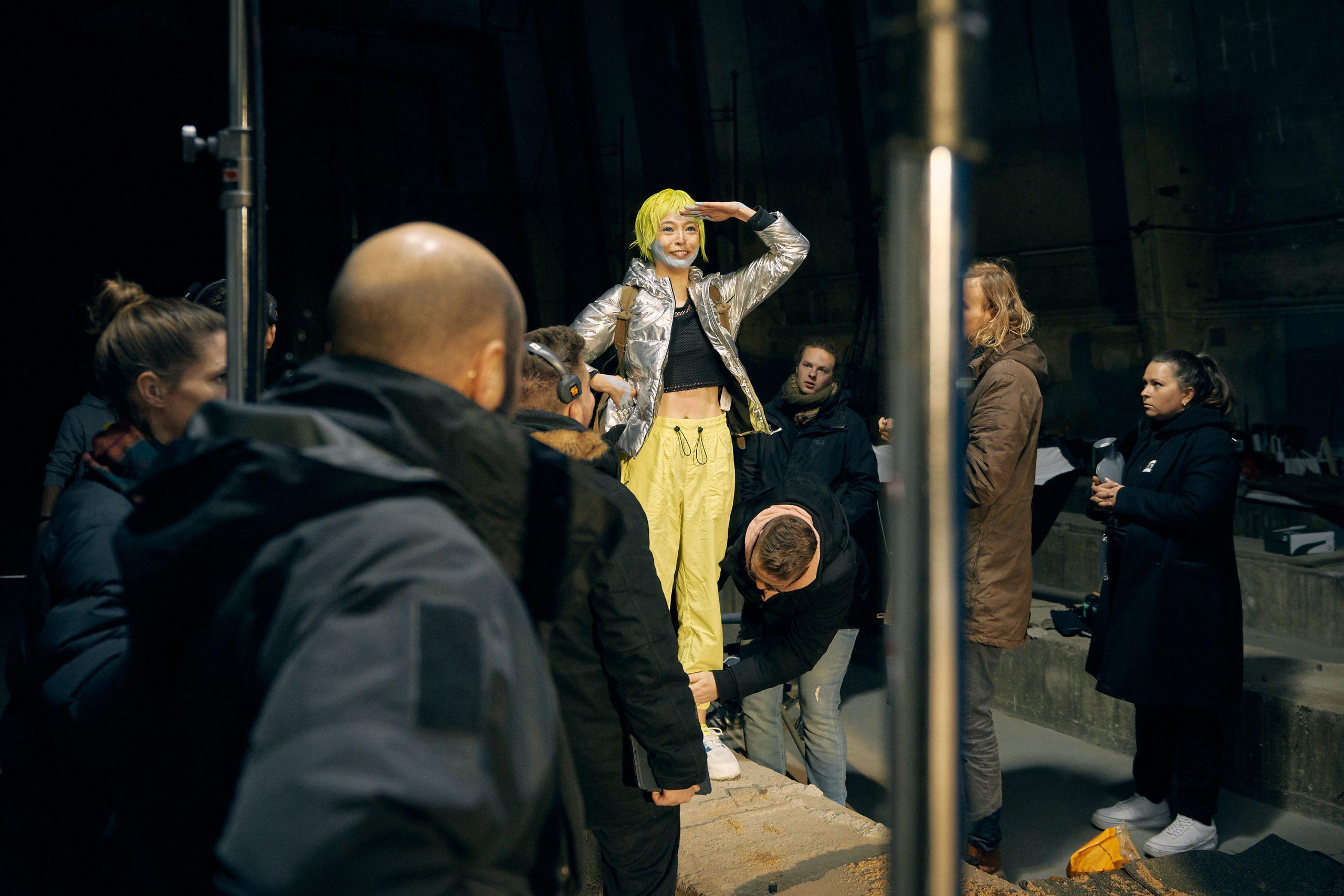 Behind the Scenes OVERKILL x PUMA Filmdreh